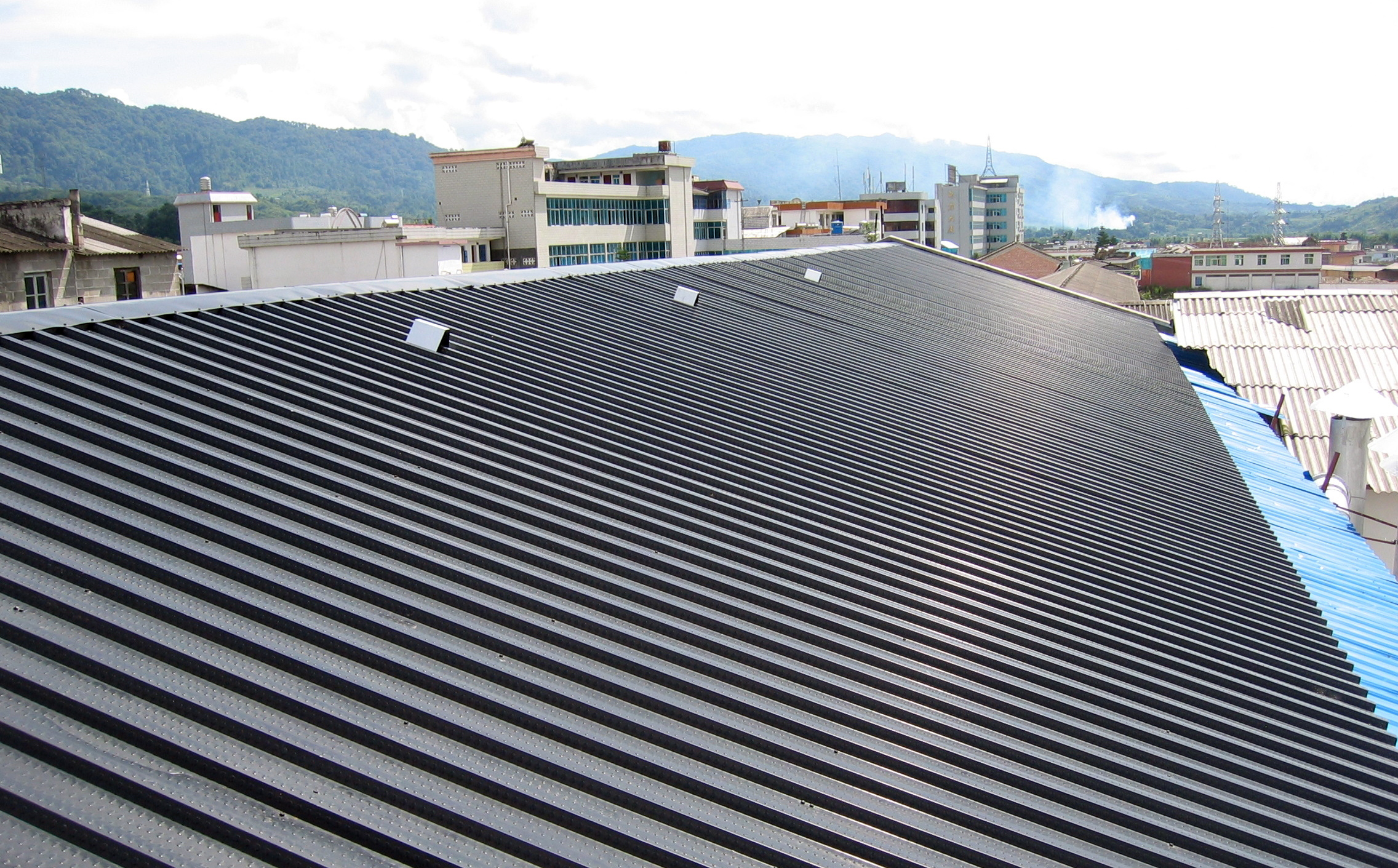 SolarWall Roof 1b
